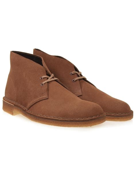 clarks originals desert boots cola suede clarks