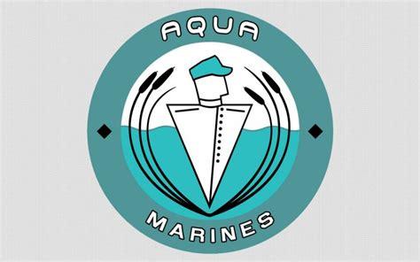 project aqua marines aquascaping logo design orlando