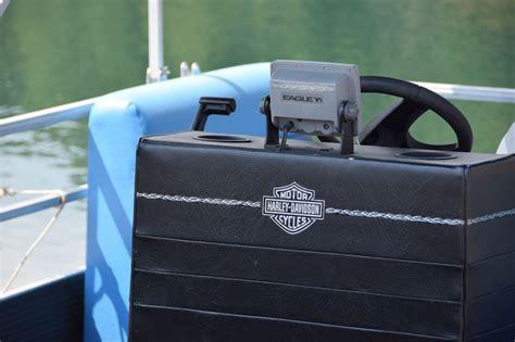 best pontoon boat gps boating electronics best installation practices pontoon