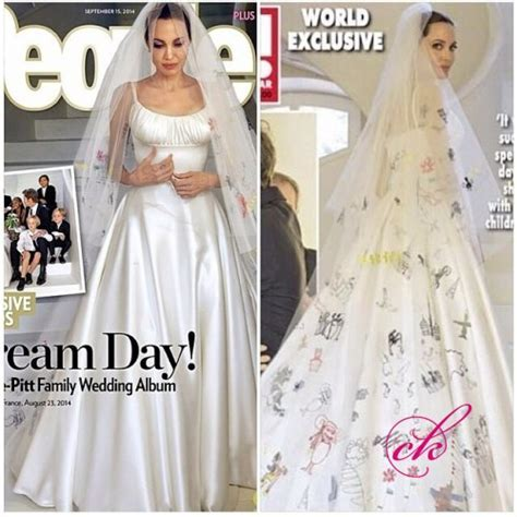 Jolie Pitt Wedding - Brad Pitt and Angelina Jolie Wedding All Photos ...