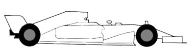 f1 car cake template f1 2017 car blank template by michail2003 on deviantart