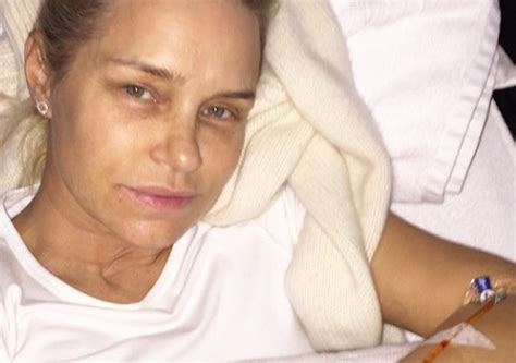 how yolanda foster got lyme disease she s no faker yolanda foster s plan to prove she has