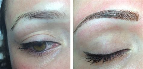 eyebrow tattoo aftercare vaseline microblading riva hair skin riva hair skin