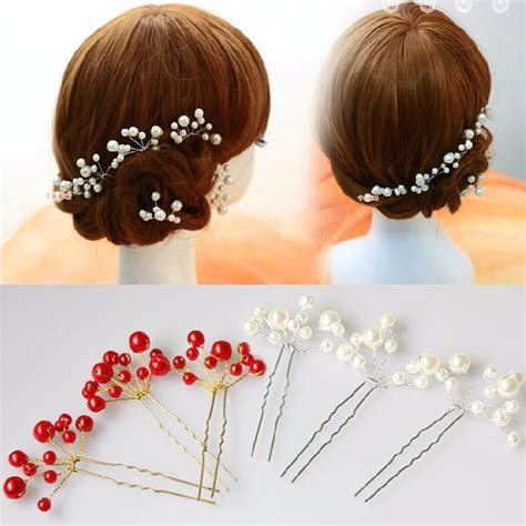 7 Trendy Hair Jewelry by Flower Hair Fashion Styles Hairpin