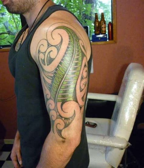 tribal fern tattoo 20 fern tattoos tattoofanblog