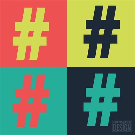 art design hashtags 27 best images about hashtag ampersand caign on