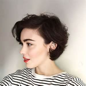 how to keep hair my ears 17 best ideas about vintage haircuts on pinterest bob fringe vintage pixie cut and vintage