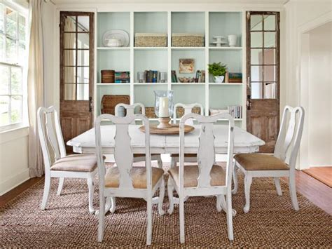 dining room built ins cottage dining room morrison photo page hgtv