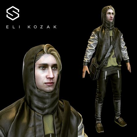 Introducing Kozak by Introducing The Npcs In Synapse Part 1 News Mod Db