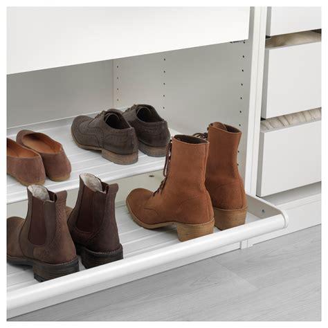 ikea pax schublade komplement pull out shoe shelf white 100x58 cm ikea