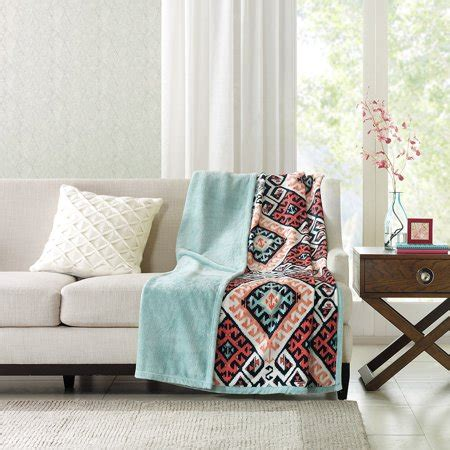 Better Homes And Gardens Throws by Better Homes And Gardens Reversible Throw Blanket