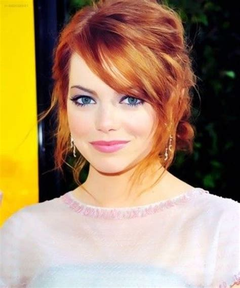 emma stone ginger emma stone pretty red hair 2016 for prom full dose