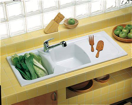 lavello in ceramica lavelli per la cucina cose di casa
