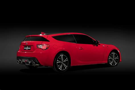 toyota gt86 toyota surprises us with gt 86 shooting brake concept
