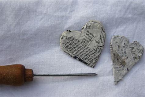 How To Make Paper Mache Jewelry - junk jewellery workshop buatkalunggelang