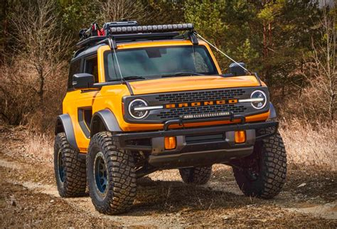 revived american suv models  ford bronco