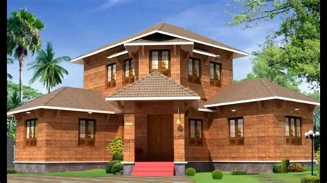 Cost Of House Plans by Low Cost Modern Kerala Home Plan 8547872392 Youtube