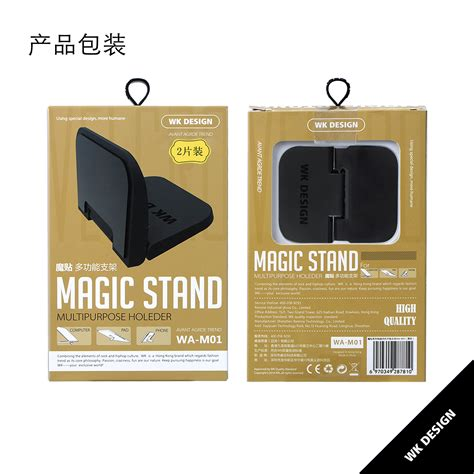 Wk Magic Stand Laptop Tablet Dan Smartphone Holder Wa M01 Promo wa m01 holder wk design