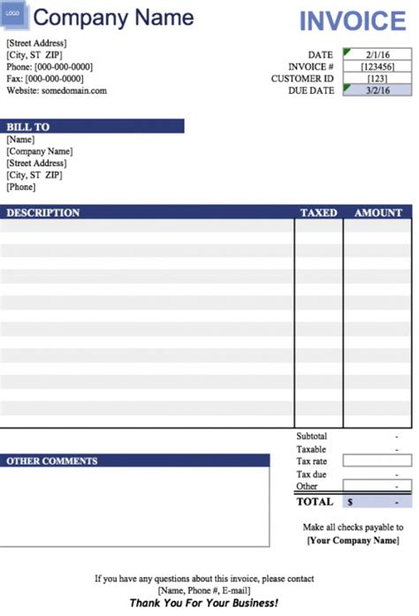 template for invoice in excel xlsx invoice template rabitah net