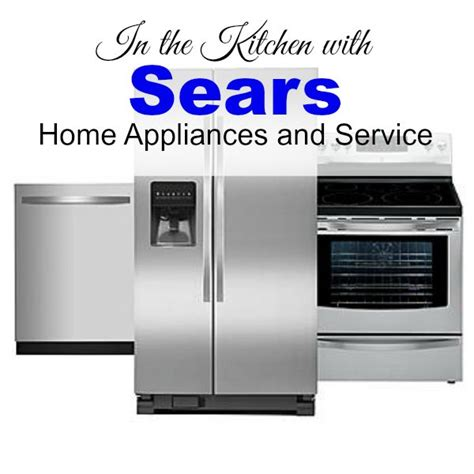in the kitchen with sears home appliances and service