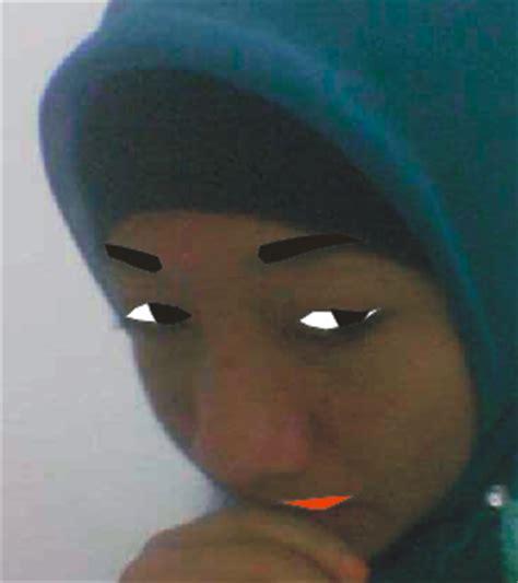 gambar membuat alis mata zusanna mengubah foto menjadi gambar kartun anime vector