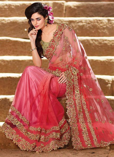 wedding saree designs 2017 traditional wedding
