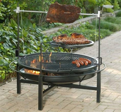 cowboy firepit cowboy grill and pit outdoor goods