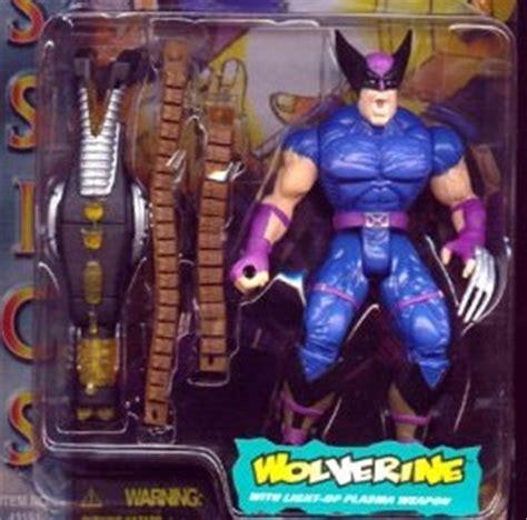 wolverine figure 90s 10 most biz wolverine figures the