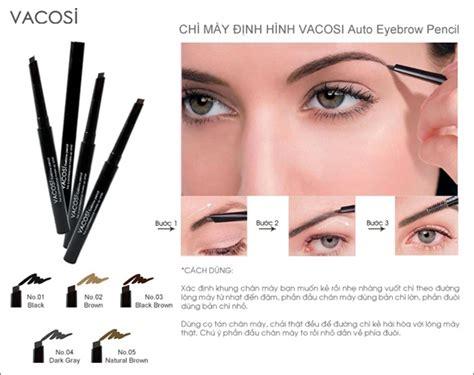 Colourpop Microbrow Jet Set Black Pencil eyebrows kẻ ch 226 n m 224 y