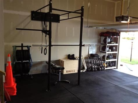 44 best images about crossfit garage on