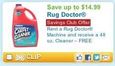 rug doctor rental reviews 2012