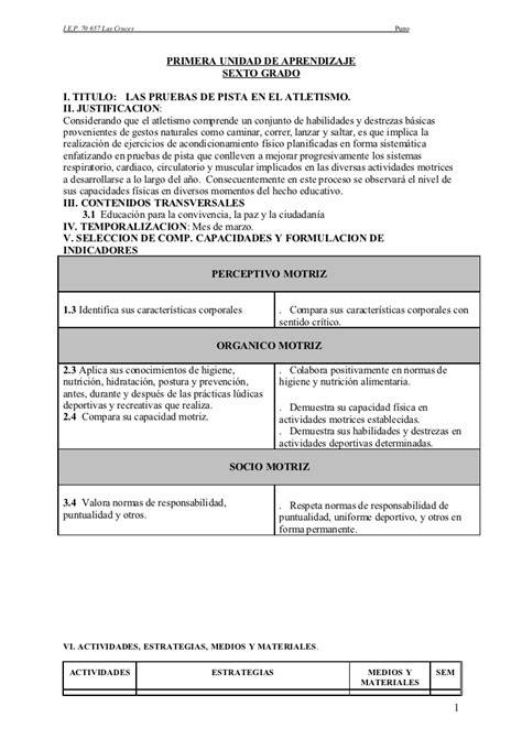 unidad de aprendizaje primaria 2015 pdf rutas de aprendizaje 2015 primaria unidades modelos de