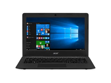Laptop Acer One 14 Series acer aspire one cloudbook series notebookcheck net external reviews