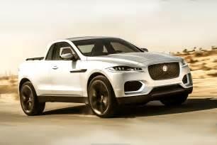 Jaguar Truck Jaguar Up Truck Based On Concept 2017
