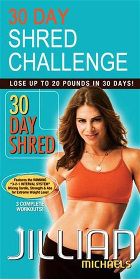 Jillian Shed And Shred Calories Burned by 30 Day Burn Challenge Jillian 30 Day Shred Level 1 Will Burn With This