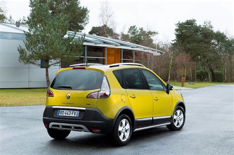 Traktionskontrolle Auto by Renault Scenic Xmod Neue Traktionskontrolle F 252 R N