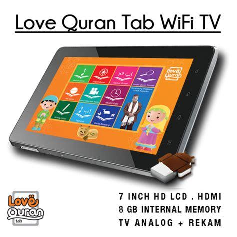 Tablet Al Quran quran tab 3g tv tablet untuk permudah belajar al