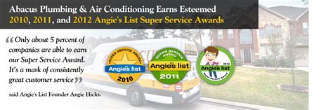 Abacus Plumbing by Abacus Plumbing Air Conditioning 713 766 3833 Drain