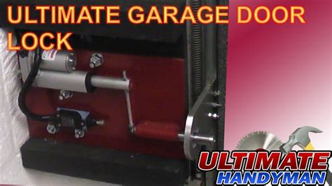 Remote Garage Door Lock Remote Garage Door Locks