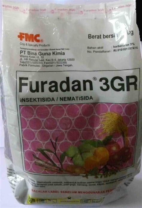 Furadan Insektisida furadan 3gr 1 kg obat tanaman