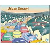 Urban Sprawl Final