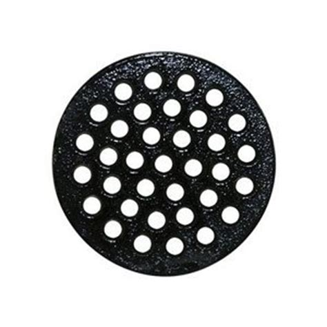 10 Inch Floor Drain Cover by 6 5 8 Quot Cast Iron Floor Drain Cover Bathroom Sink And Tub Drain Strainers