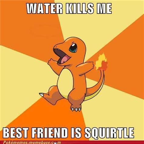Charmander Meme - remember that even if they are different they can still be