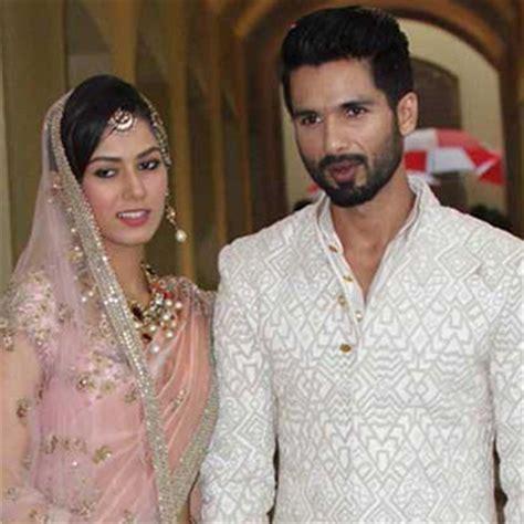sahid kapur whif photo danvnlod shahid ki shaadi shahid kapoor and wife mira rajput pose