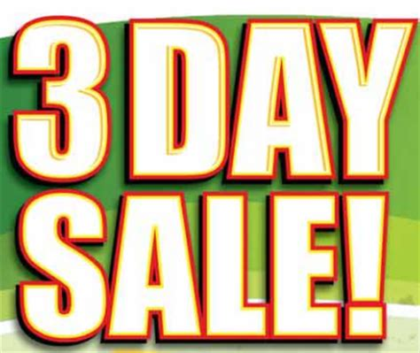 day sale 3 day sale corvallis outlet store