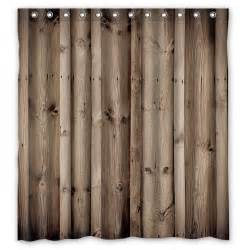 new arrival custom polyester bath curtains print vintage