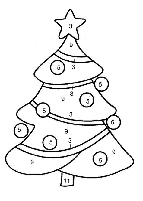 weihnachtsbaum vorlage winter weihnachten pinterest