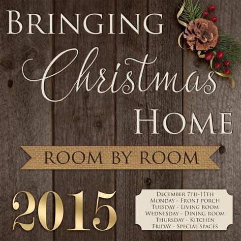 Bringing Home by A Fabulously Festive Playlist For Decking The Halls