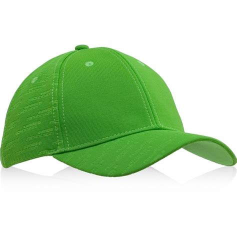 myrtle and nicholson green embossed baseball cap