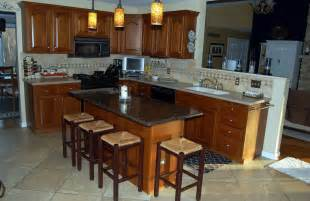 durable granite top kitchen island iecob info spalted pecan custom wood countertops butcher block